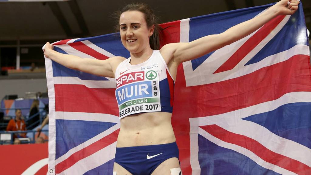 GB's Laura Muir