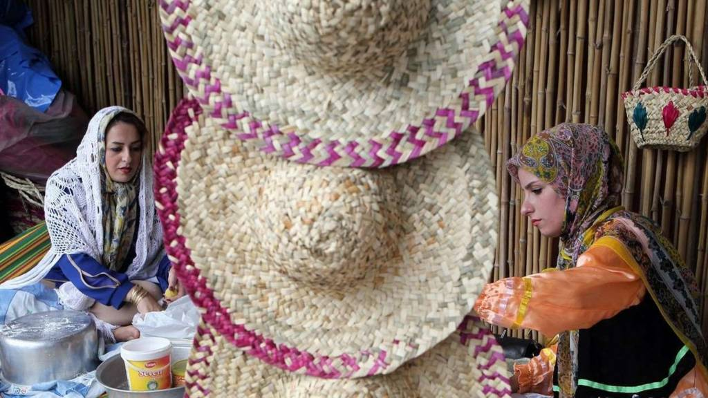 جشنواره حصیر در گیلان
