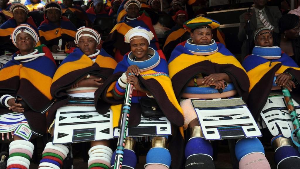 Ndebele celebration