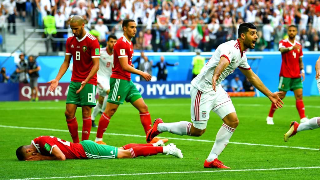 Marokko Iran Live