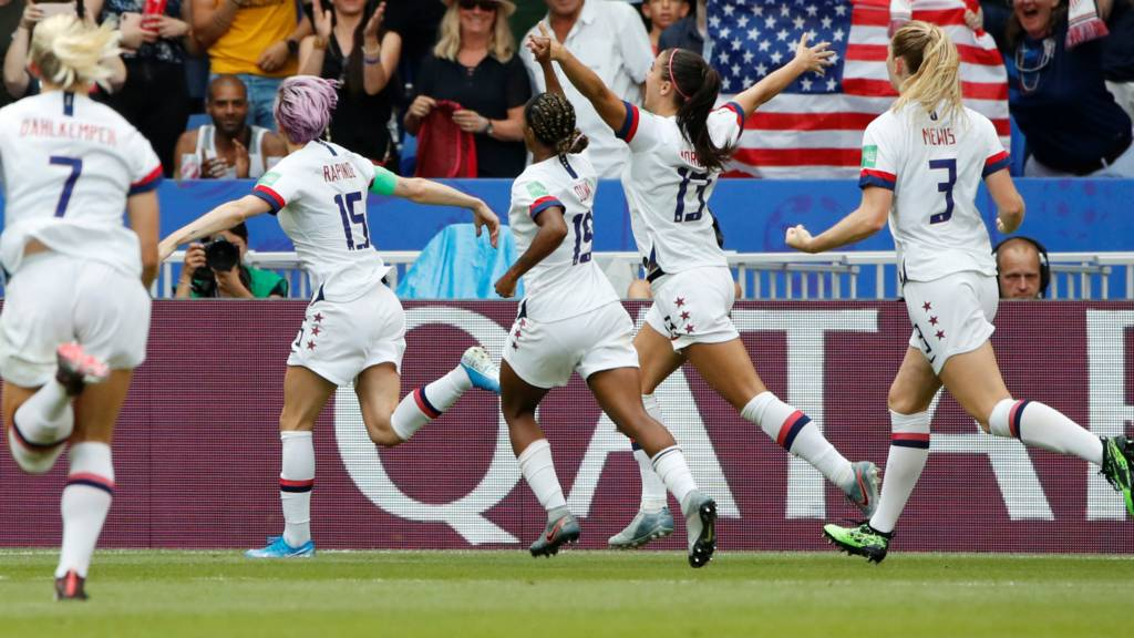 Usa News Live >> Watch Usa V Netherlands Live In Fifa Women S World Cup Final