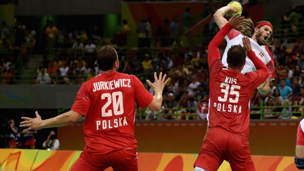 Poland v Denmark