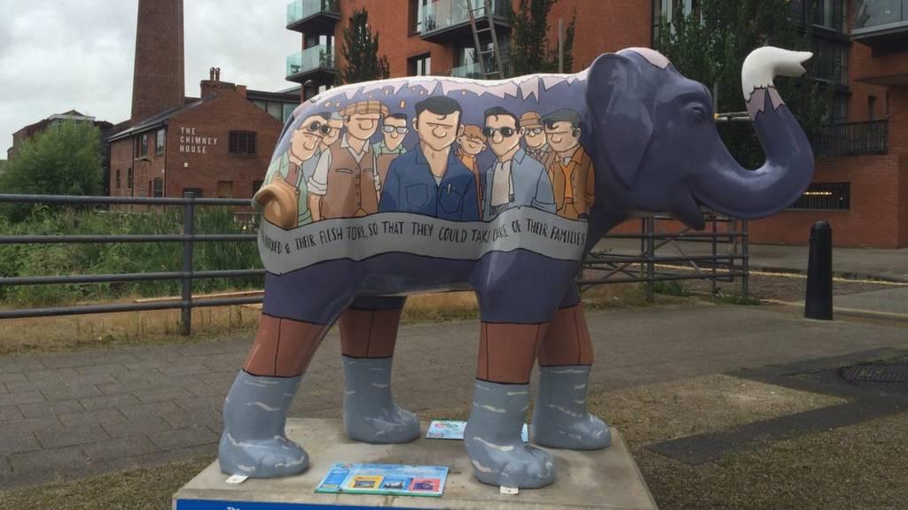 Sheffield elephant
