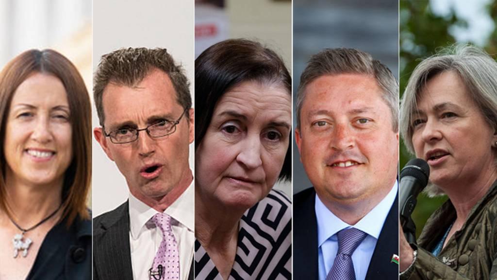 Jane Dodds, David TC Davies, Nia Griffith, James Wells and Liz Saville Roberts will be on the debate panel