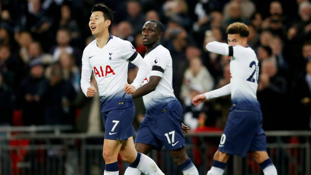 Tottenham 3-1 Chelsea - Superb Spurs inflict first loss on Blues 629c4b9b7