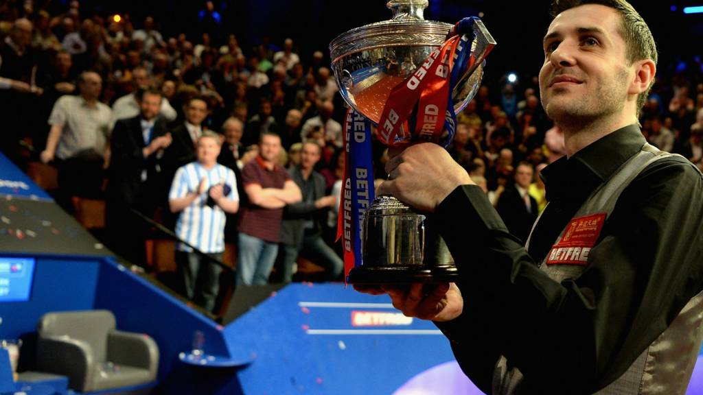 Mark Selby wins the world championship