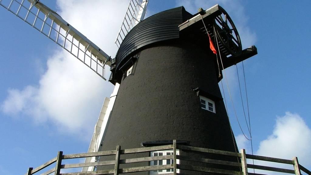 Burseldon Windmill