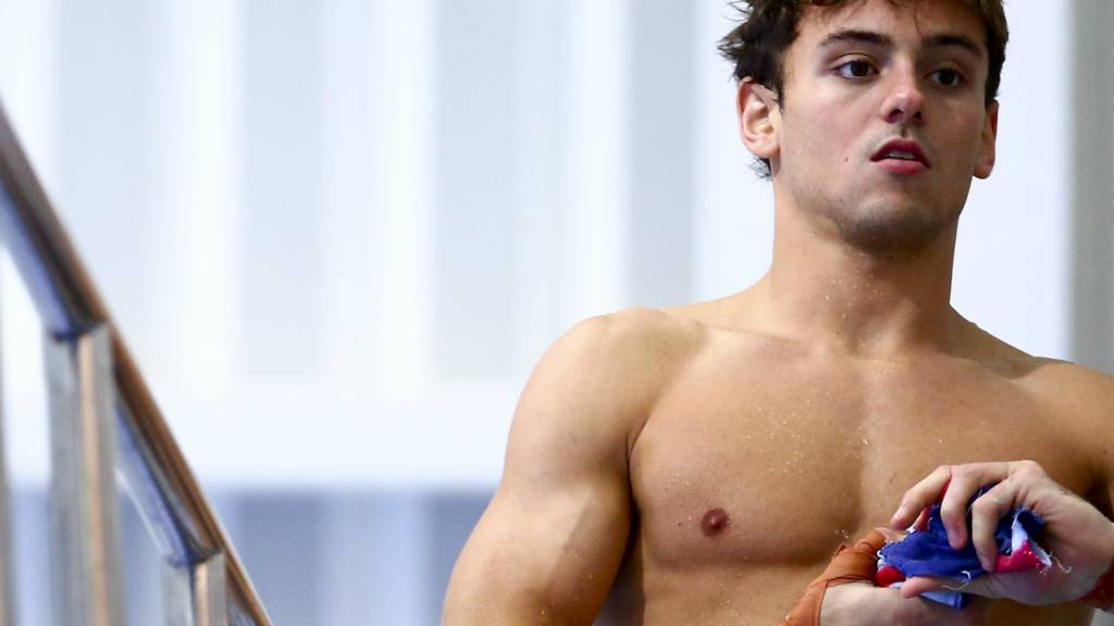 Thomas Daley of Great Britain