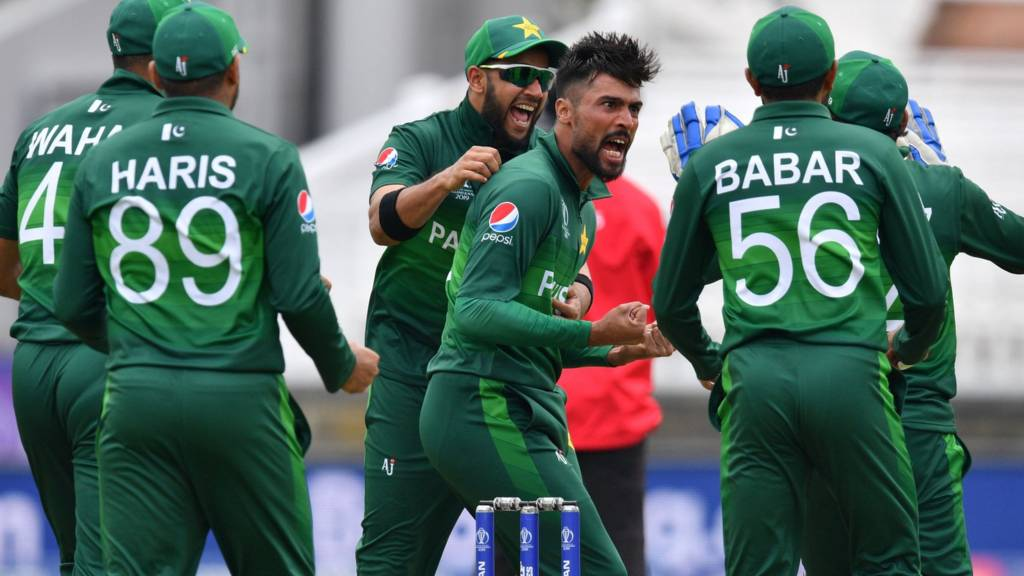 Pakistan V South Africa In Icc Cricket World Cup Live