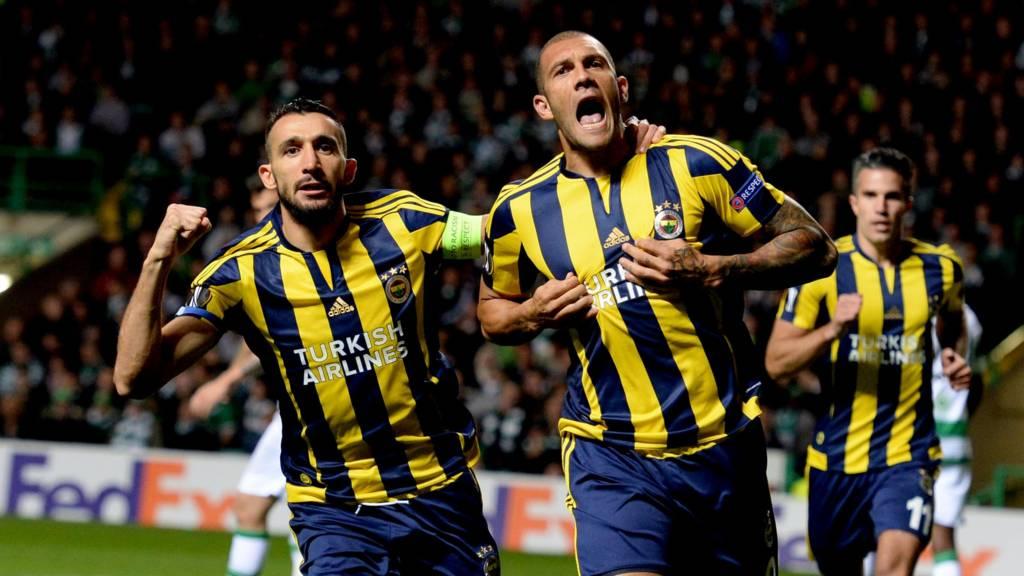 Fernandao has scored twice at Celtic Park