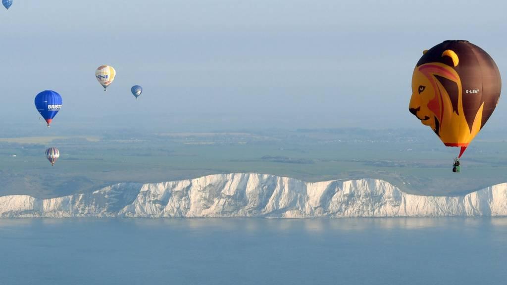 Dover balloon