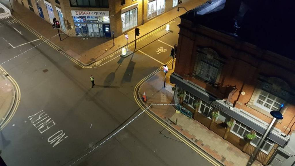 Multiple stabbings reported in Birmingham, police say 'major incident'