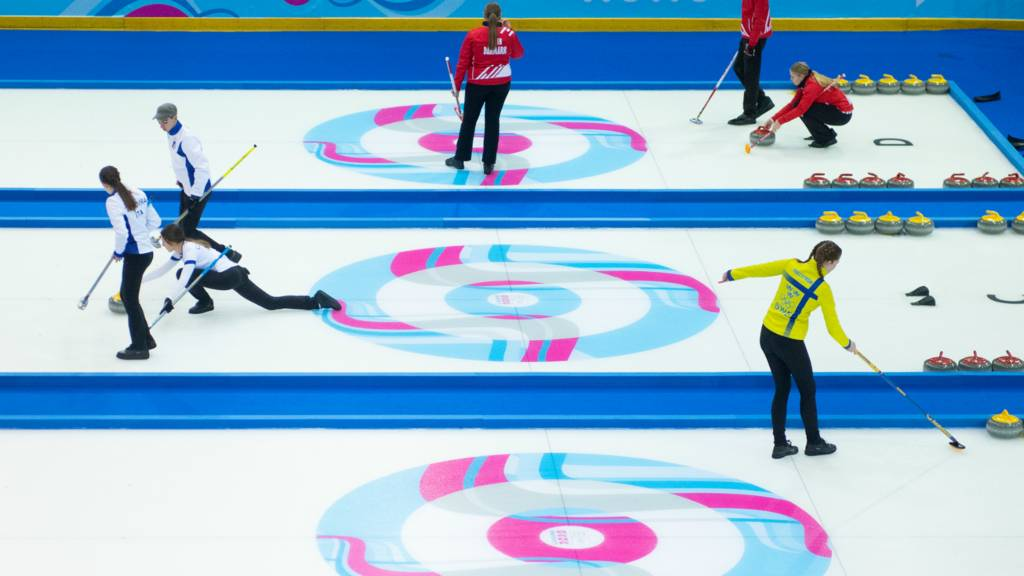 Curling HERO