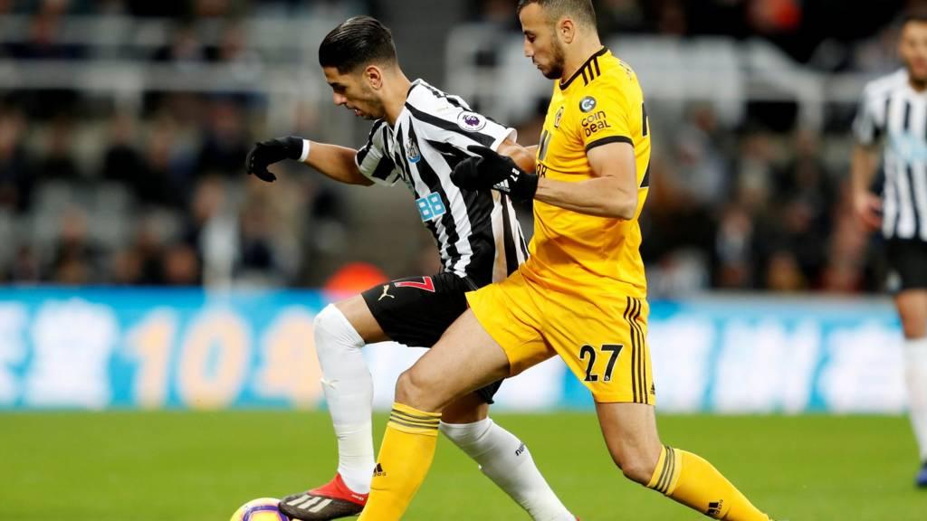 Wolves Vs Newcastle: Newcastle United V Wolves Live In Premier League