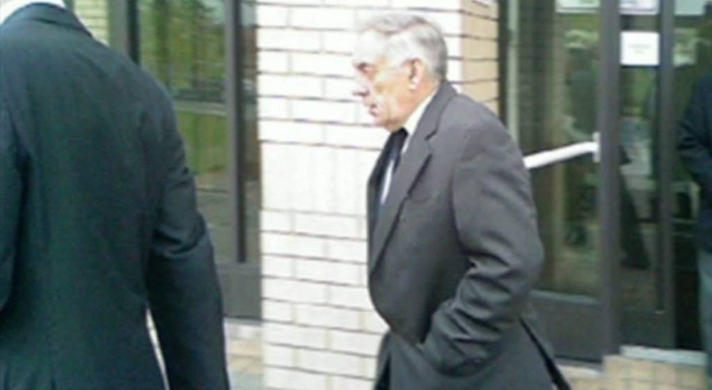 Henry Day leaving court in 2008