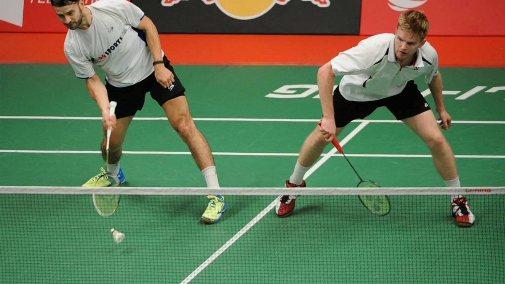 Chris Langridge and Marcus Ellis