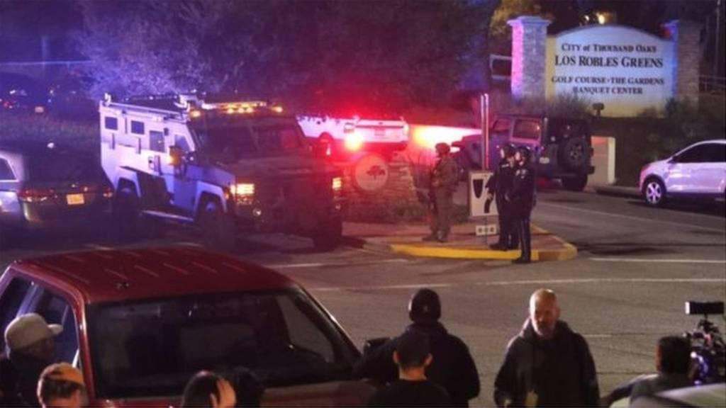 حمله مرگبار به یک بار در کالیفرنیا