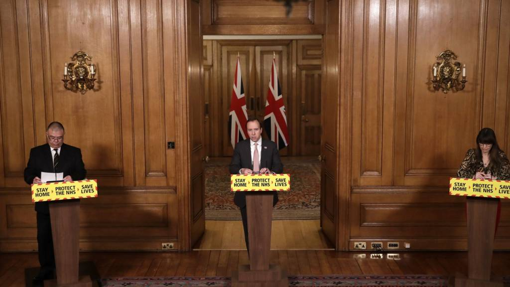 Downing Street briefing on 26 February 2021