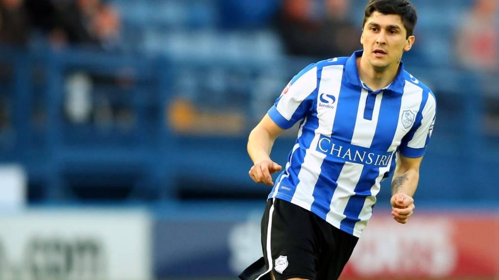 Sheffield Wednesday striker Fernando Forestieri