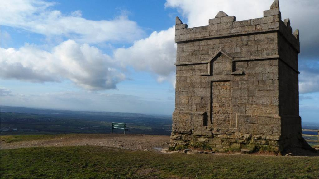 Tower at Rivington Pike