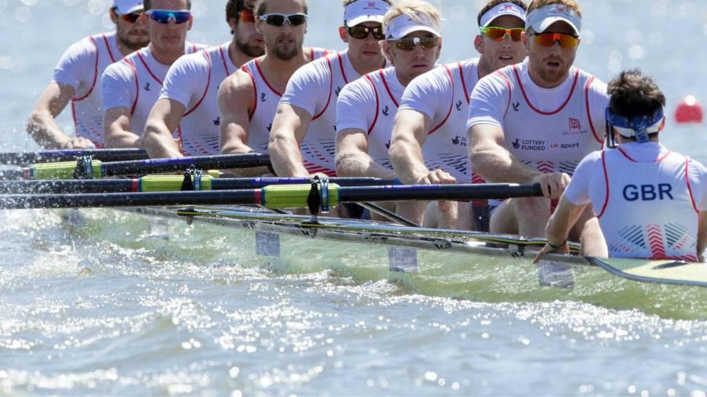 GB Men's Rowing