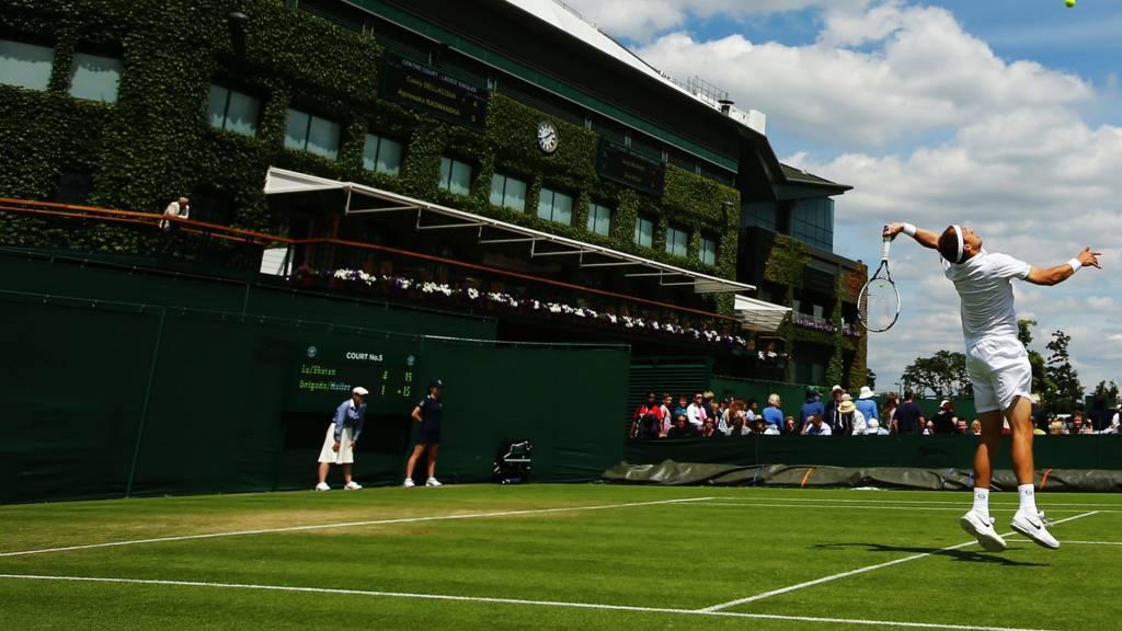 Wimbledon - Court Five