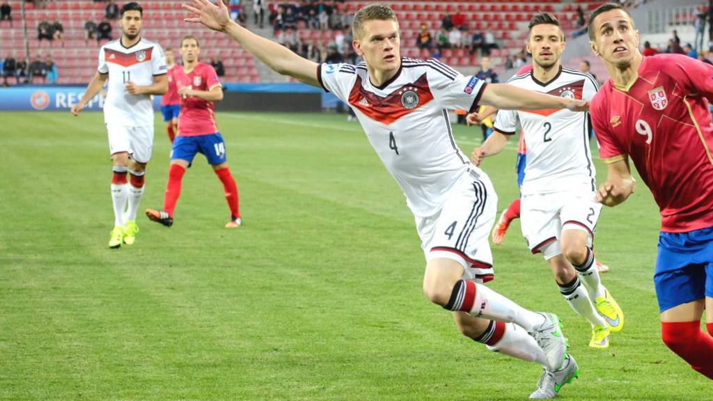 Germany v Serbia