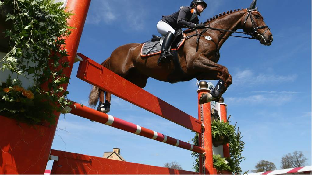 Watch Live Coverage From The Badminton Horse Trials Bbc