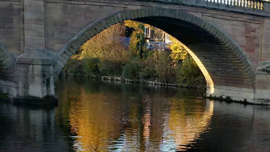 Bewdley bridge