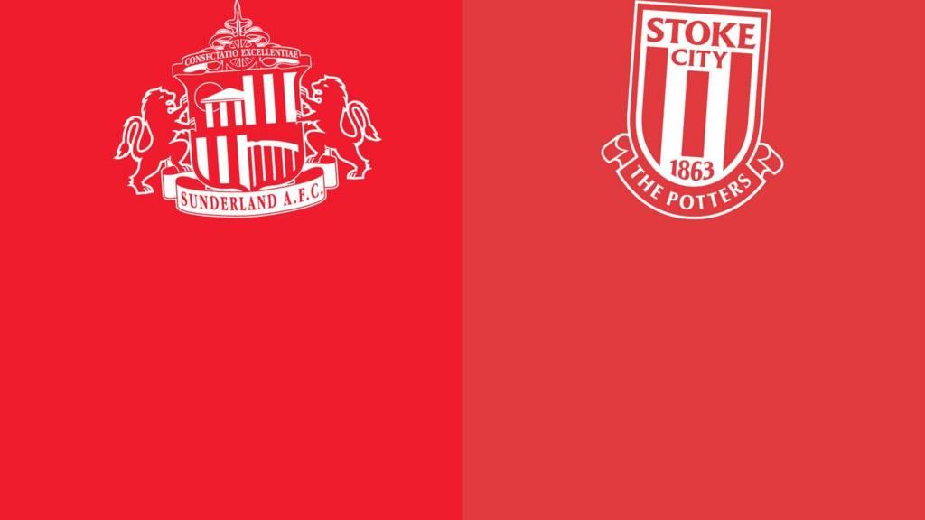 Sunderland v Stoke City