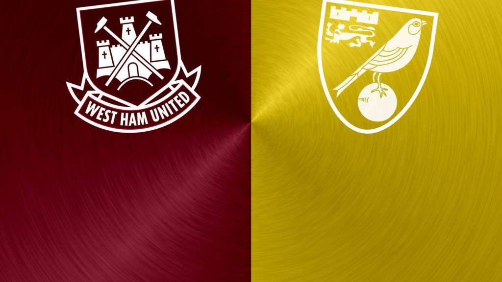 West Ham United v Norwich City