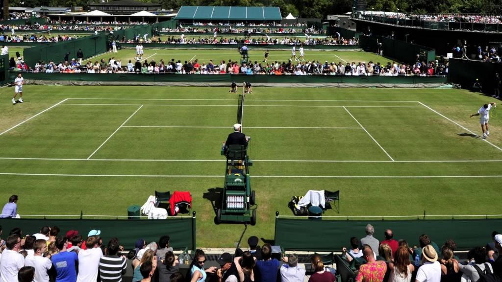 Wimbledon - Court Eight