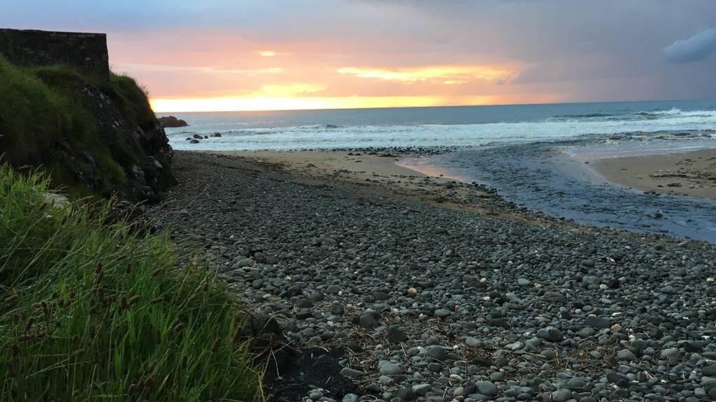 Image: Portballintrae beach, County Antrim (by Gail Simpson)
