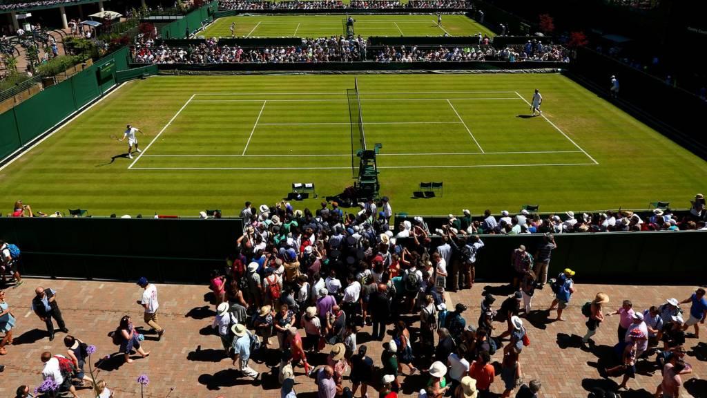 Wimbledon - Court 16