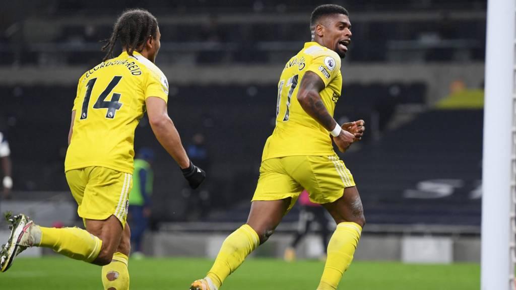 Man City v Brighton & Tottenham v Fulham score &  updates - Live - BBC Sport