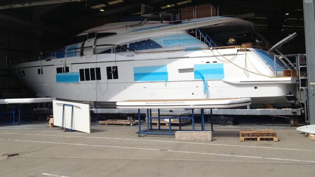 Fairline Boats Corby