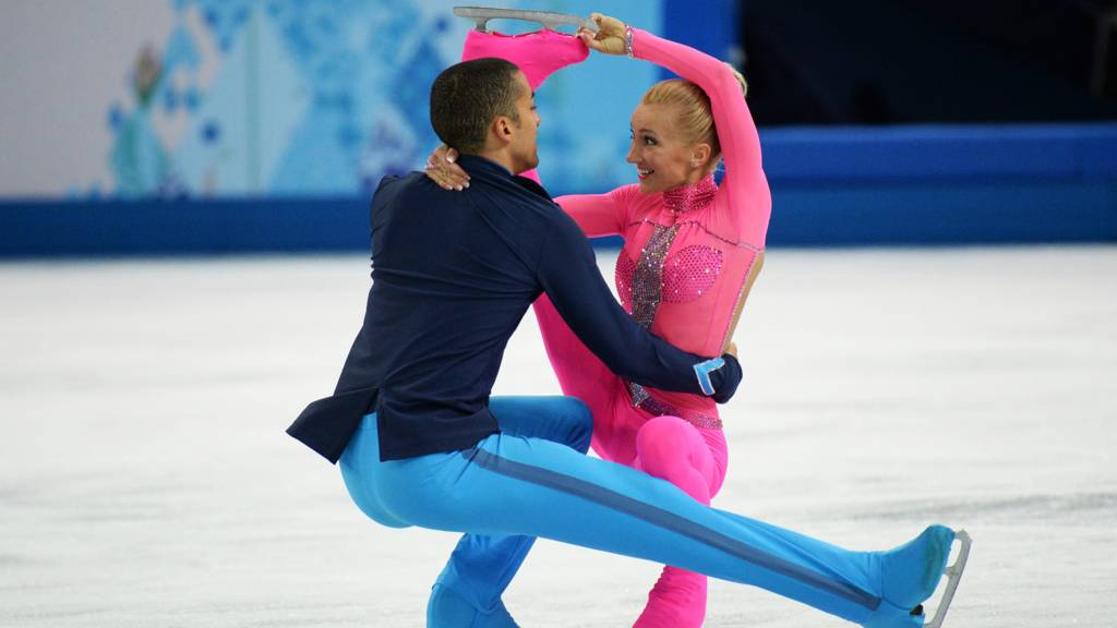 Are Any Of The Figure Skating Pairs Hookup