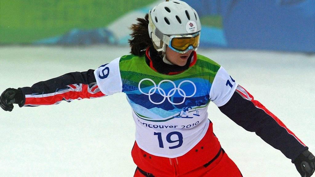 Team GB's Zoe Gillings