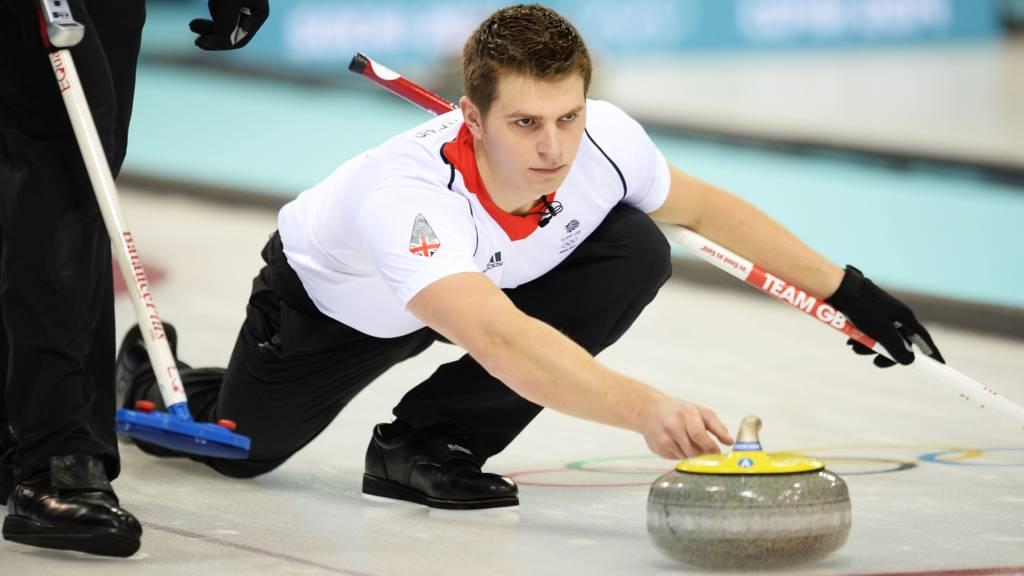 Team GB's Scott Andrews