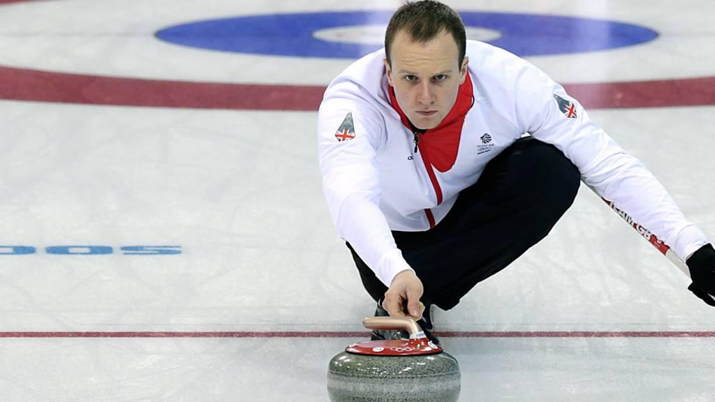 Team GB's Michael Goodfellow