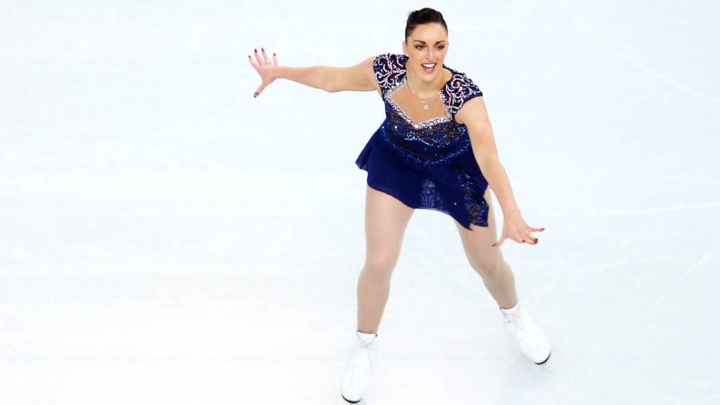 Jenna McCorkell of Great Britain
