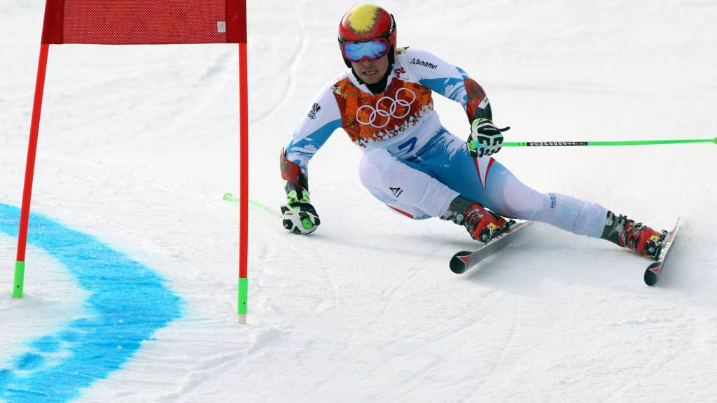 Marcel Hirscher of Austria