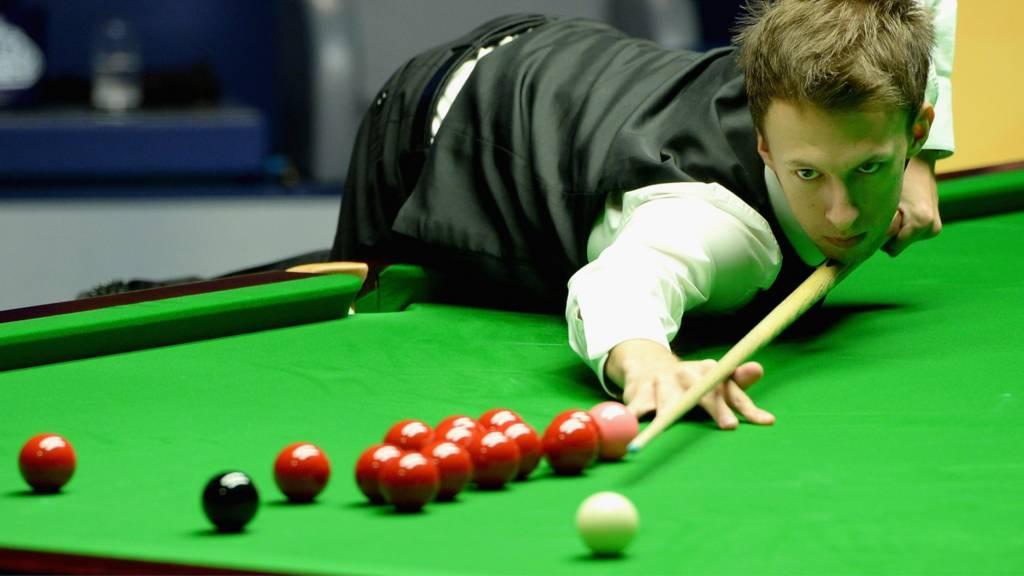 Judd Trump World Snooker Championships 2013