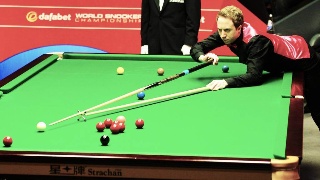 world snooker latest scores bbc