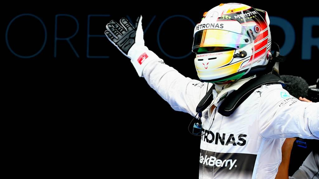 Lewis Hamilton wins the Spanish Grand Prix