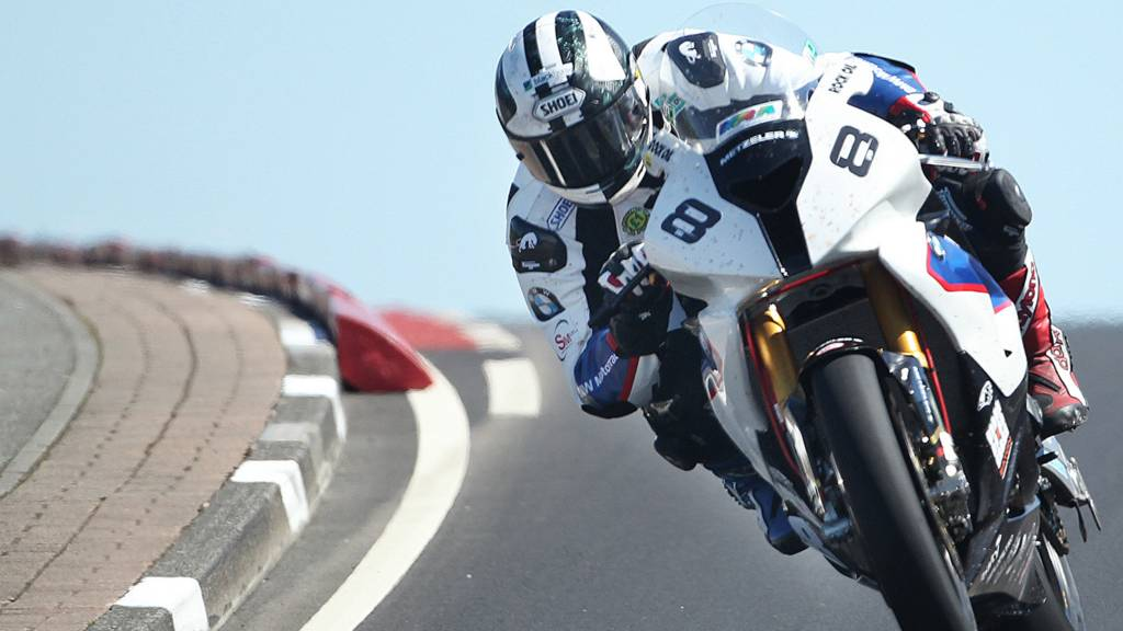 Michael Dunlop at the North West 200