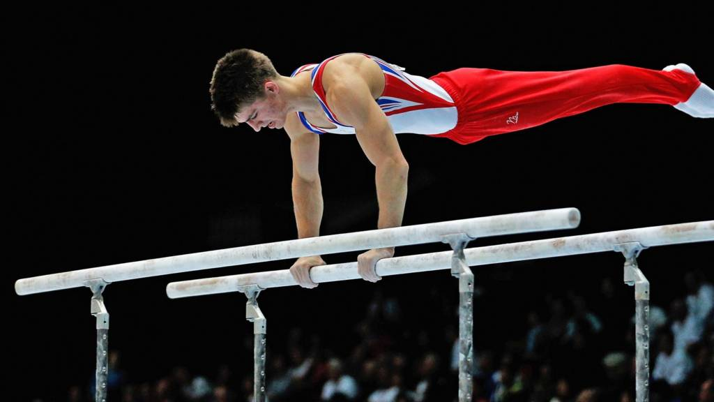 Max Whitlock at the 2013 World Championships