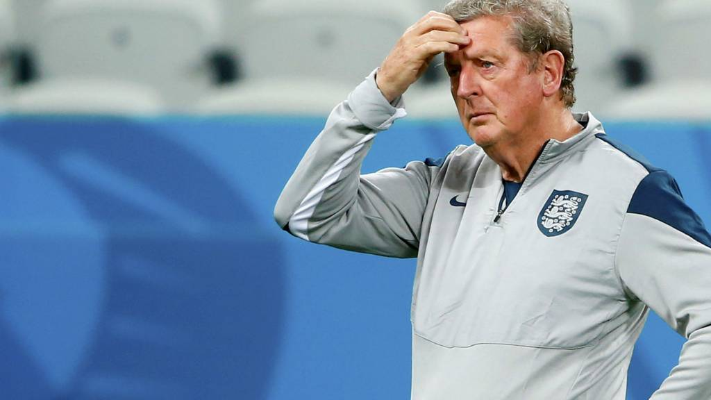 Roy Hodgson after the Uruguay match