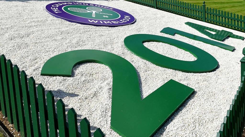 Wimbledon 2014 logo