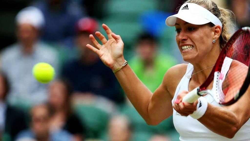 Angelique Kerber at Wimbledon 2014